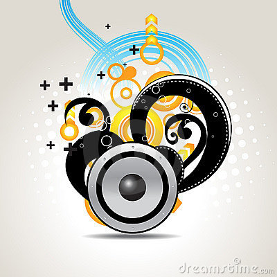 Free Speaker Abstract Stock Photography - 14048482