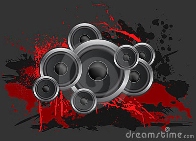 Speaker Background Royalty Free Stock Photos - Image: 5219998
