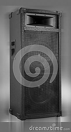 Free Speaker Box Royalty Free Stock Photos - 12312238