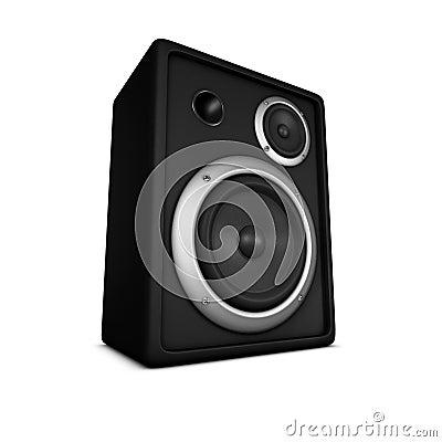 Speaker, Loudspeaker, Box, Subwoofer A
