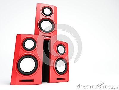 Speaker, loudspeaker, woofer, speakerbox
