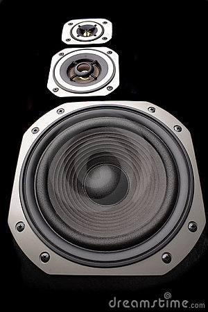 Free Speakers Stock Photography - 10065202