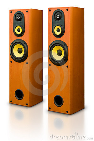 Free Speakers Royalty Free Stock Image - 18902626