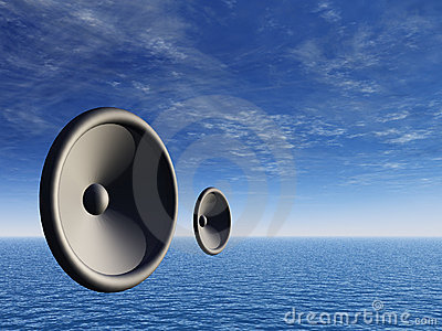 Speakers over Horizon