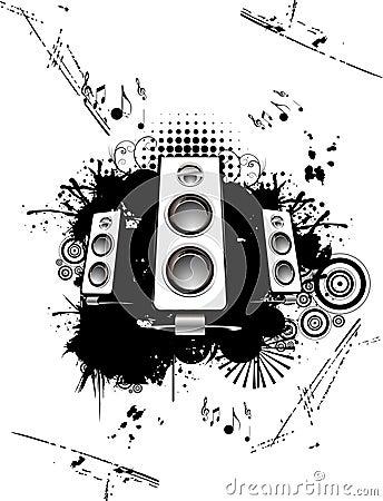 Speakers Vector Stock Photos Image 5489803