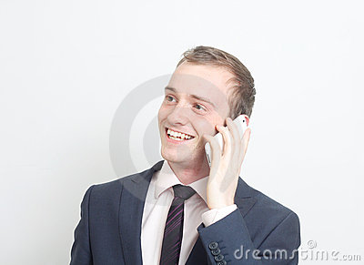 Speaking on phone