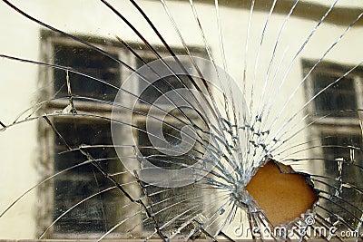 Specchio rotto immagine stock immagine 20822621 - Specchio rotto sfortuna ...