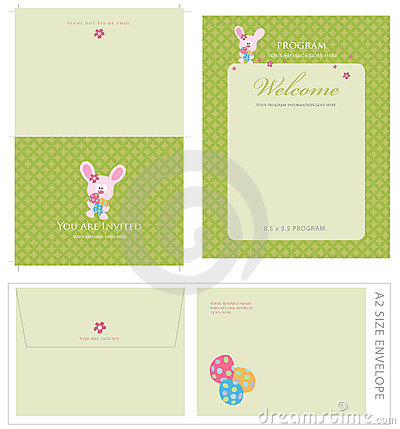 Special Event Templates and Envelope