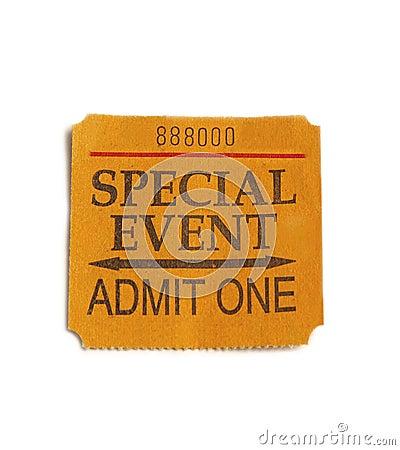 Special event
