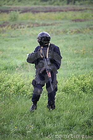 Special Force Soldier Stock Images - Image: 19844504