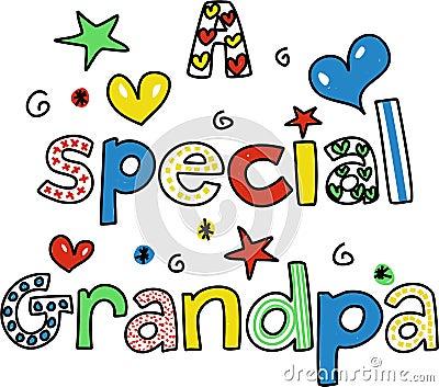 A special grandpa