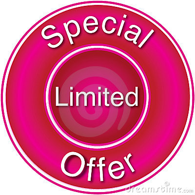Special Limited Offer