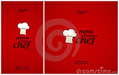 Special Menu from Chef.