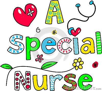 A special nurse