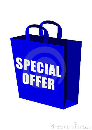 Special Offer Shopping Bag