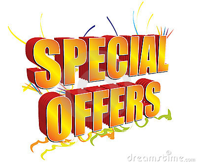 Special offers 3D Golden