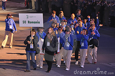 Special Olympics European Summer Games Editorial Photo
