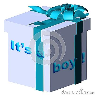 Special present.