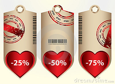 Special price tags