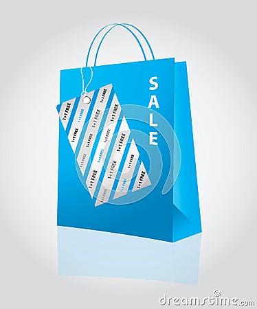 Special shopping bag
