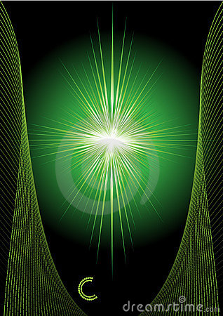Special sunburst (super-nova)