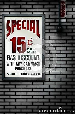 Special Wash