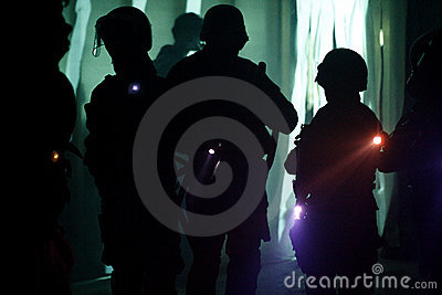 Specialized officers