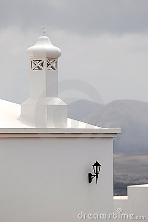 Specific architecture of Lanzarote