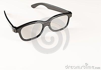 Specs on White