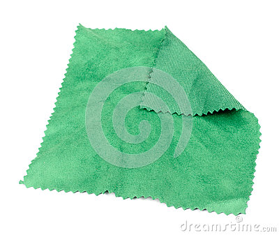 Spectacle Lens Cleaning Cloth