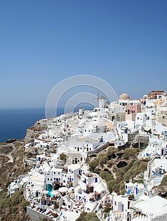 Spectaculaire Santorini.