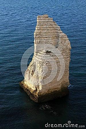 Spectacular cliff