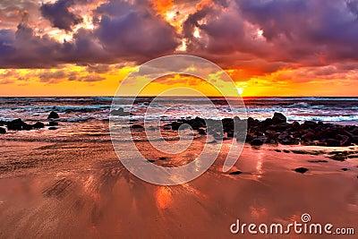 Spectacular Kauai Sunrise