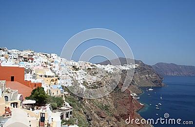 Spectacular Santorini.