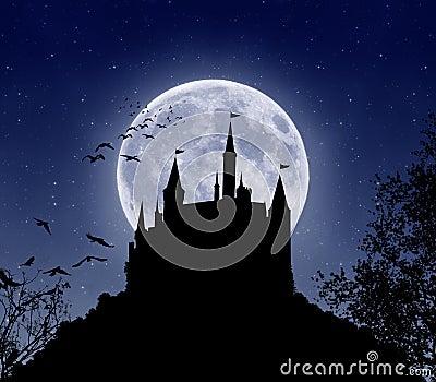 Spectral castle