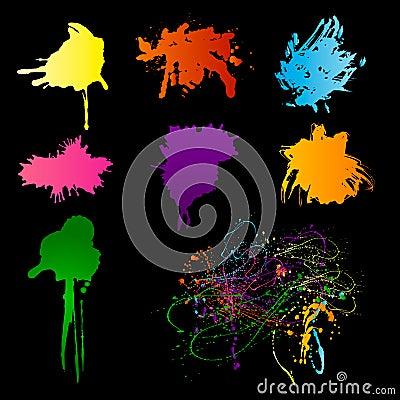 Spectrum blots