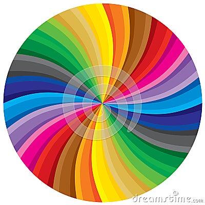 Spectrum circle