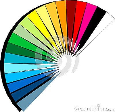 Spectrum fan