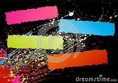Spectrum frames
