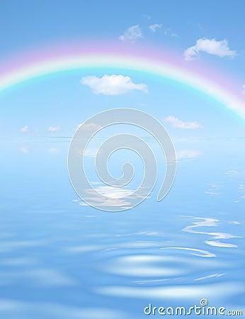 Spectrum Over Water