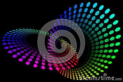 Spectrum Rings