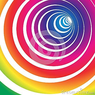 Spectrum tunnel
