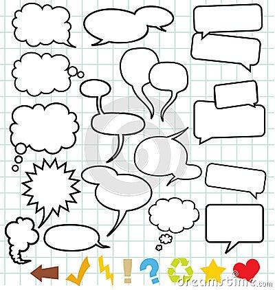 Speech Balloons (Speech bubble)
