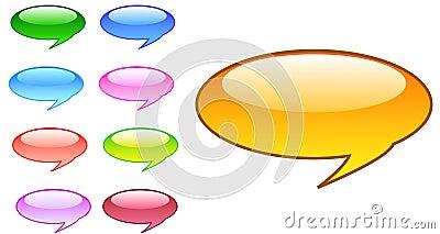 Speech Bubbles