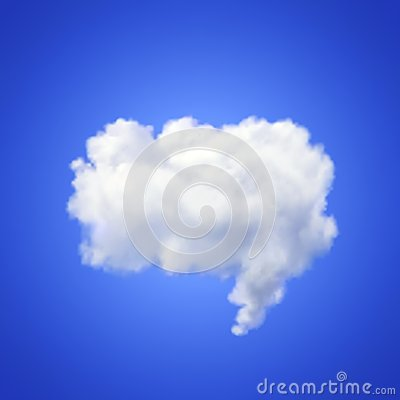 Speech cloud