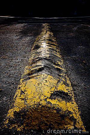Speed Bump Royalty Free Stock Photo - Image: 10392295