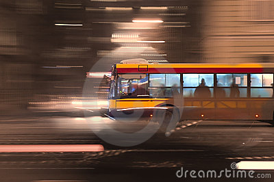 Speed bus