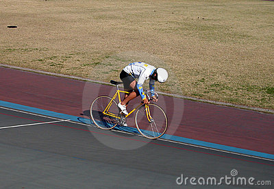 Speed cyclist