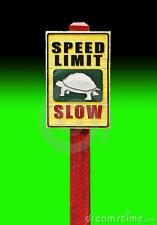 Speed Limit Slow