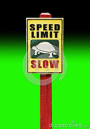 Speed Limit Slow